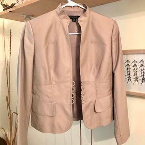 Anne Klein beige jacket.